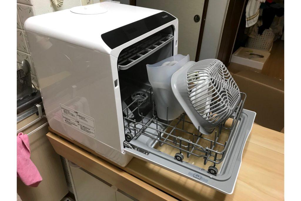 タンク式食洗機ラクア:STTDWADW