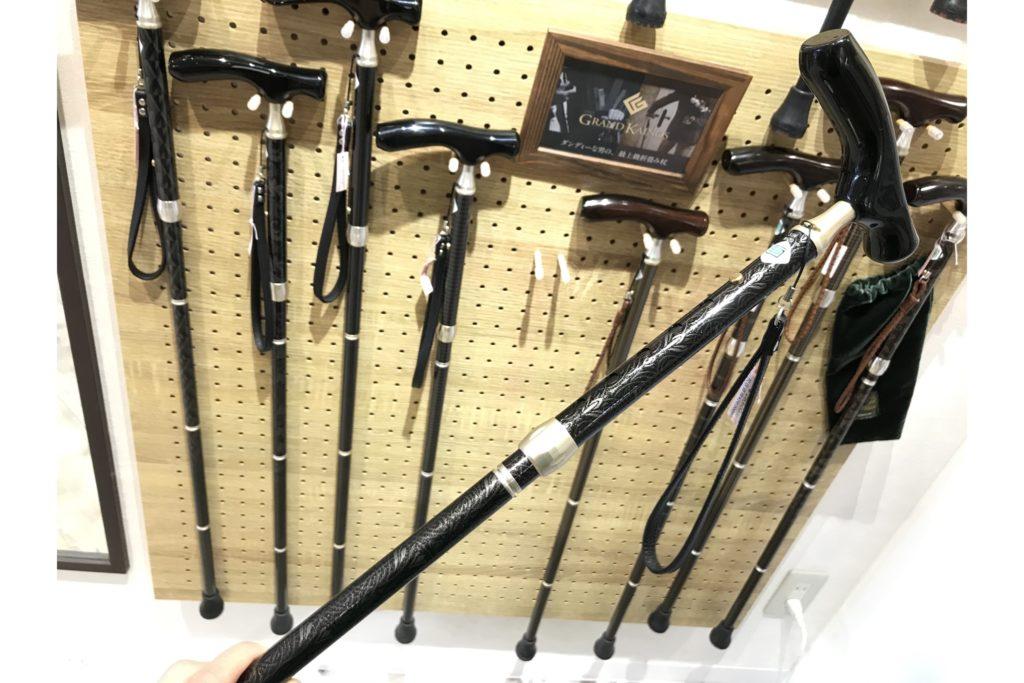 GLAND KAINOS(グランドカイノス)【紳士】の杖