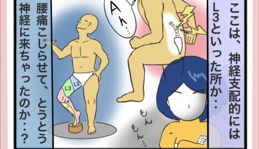 【4コマ漫画】突然足が冷たくなってびっくりした話とヒジキの体調について