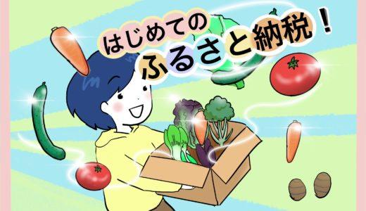 【ふるさと納税】佐賀県鹿島市から、おいしい野菜詰め合わせの返礼品が届いた!